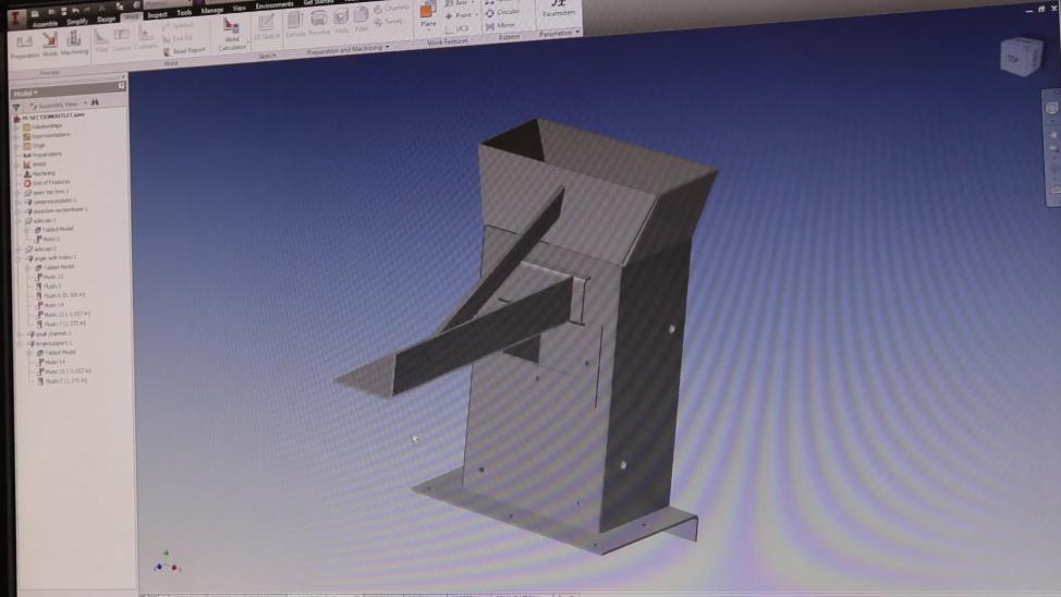 autocad design
